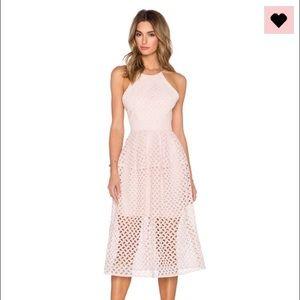Nicholas Dresses & Skirts - Blush Pink Nicholas Dress