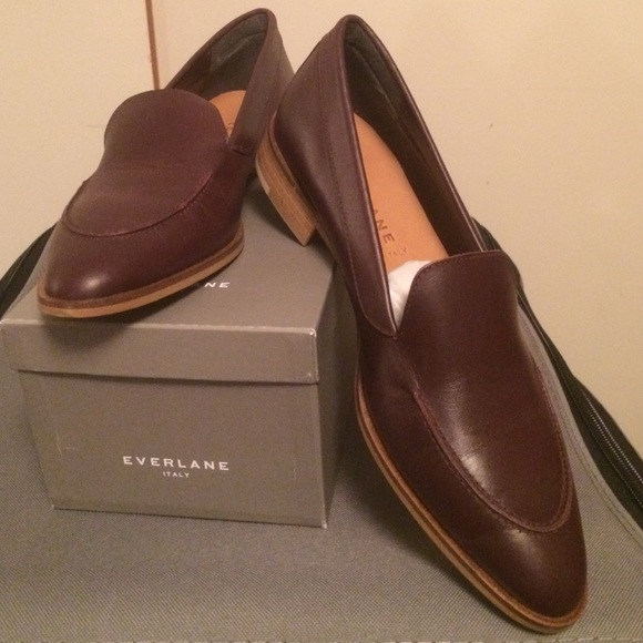 492caf6c6d6 Everlane - Italian leather loafers Women s size 10