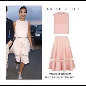 Lavish Alice Dresses & Skirts - Matching Top & full skirt