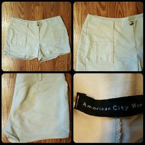 american city wear Pants - American City Wear Shorts