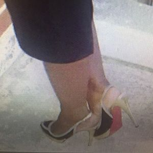 Christian Louboutin Shoes - Christian Louboutin Sling Backs (AUTHENTIC)