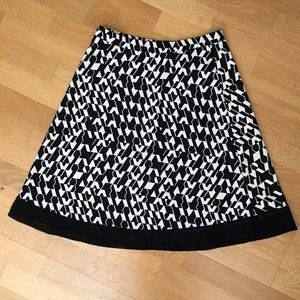 NY Collection Dresses & Skirts - NY Collection print skirt! Size medium!