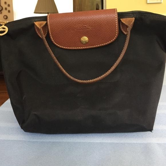 Longchamp Bags   Flash Sale Black Small S Purse   Poshmark 1c5fe6c82a