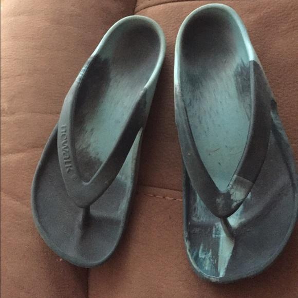 229ebdea07c490 Birkenstock Shoes - Newalk by Birkenstock Flip Flops