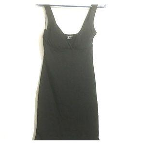 **NEW LISTING** XOXO Black V Neck Dress