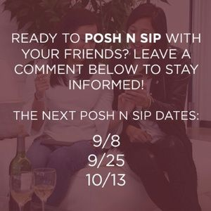 Posh N Sip Other - Posh N Sip - Join The Movement #6