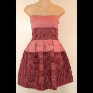 Mini Venus wrap dress