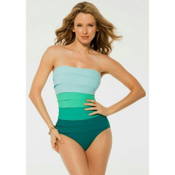 03fe55d1b37d1 Magicsuit Other - Magicsuit by Miraclesuit One Piece Bathing Suit