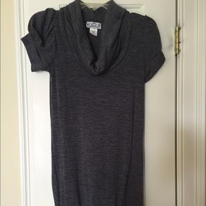 Tops - 🌻2 for 20 size small Gray shrt sleeve shirt/tunic