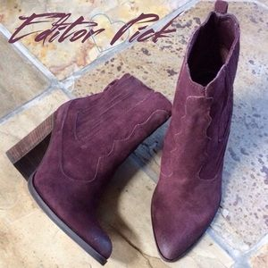 Dolce Vita Shoes - 🍃💕HP&Editor Pick Dolce Vita Mulberry Suede Boot
