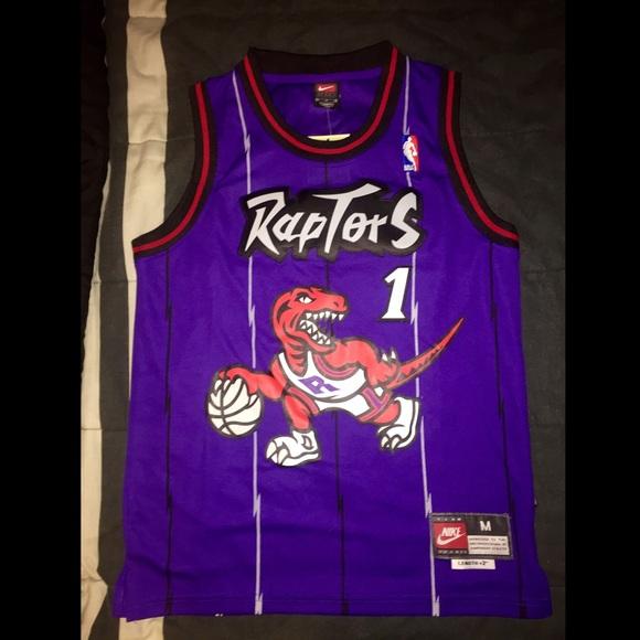 Tracy McGrady Raptors Jersey 52e391323