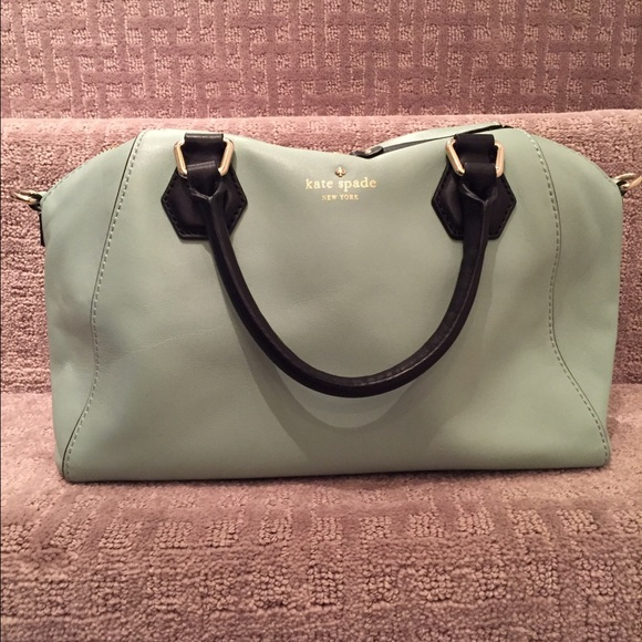 kate spade Handbags - Kate Spade Catherine Street Pippa in Dusty Mint