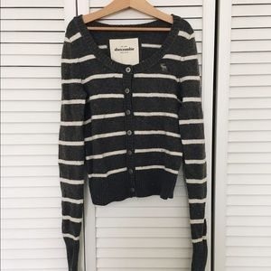 Abercrombie & Fitch Other - striped Abercrombie sweater