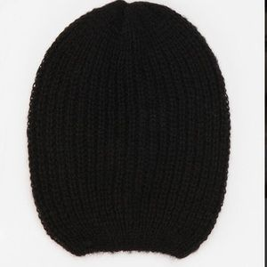4fec6496db5 BDG Accessories - Slouchy Black Beanie from Urban Outfitters