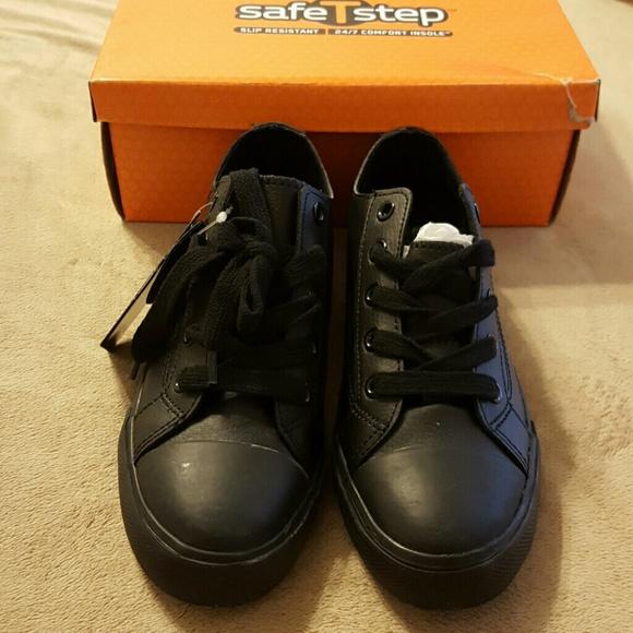 Crew Safe T Step Shoes   Poshmark
