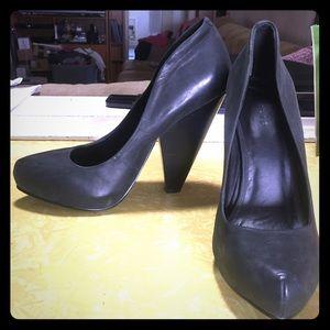 Trouve Shoes - Trouvé Black Heels