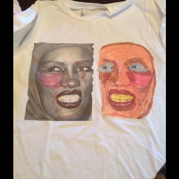 American Apparel Tops - Grace Jones tee! American apparel