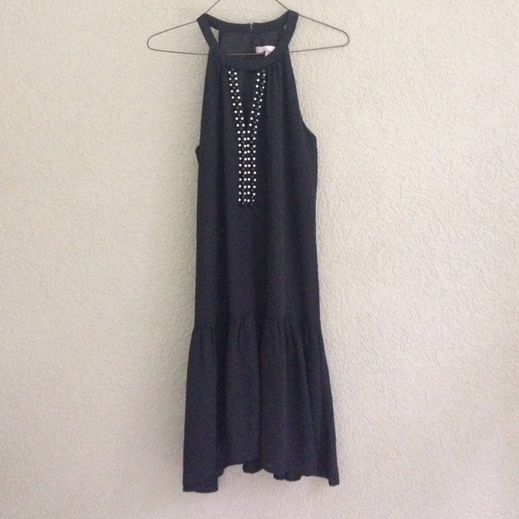 Forever 21 Dresses Black Flapper Style Dress Xs Poshmark