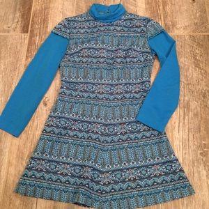 Vintage 1970's Dress