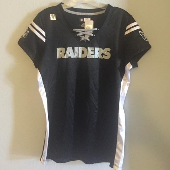 50a81190cf86d NWT women s Oakland Raiders jersey