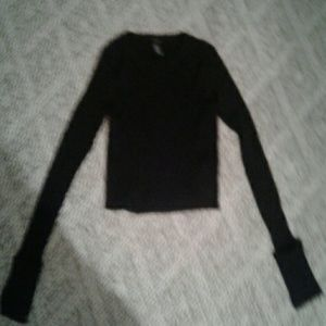 Forever 21 Sweaters - black soft sweater