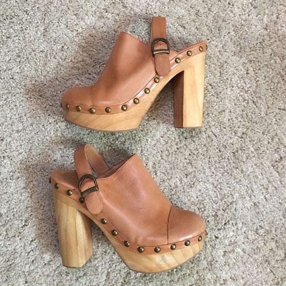 Jeffrey C&bell  Woodies  Charli-C Clogs & Jeffrey Campbell Shoes | Woodies Charlic Clogs | Poshmark