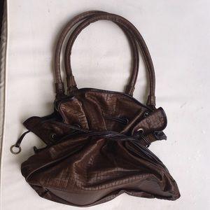 Zara Terez Handbags - Genuine Leather Never Used Zara Terez Brown  Bag