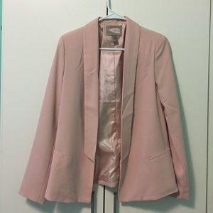 Cute pink f21 blazer