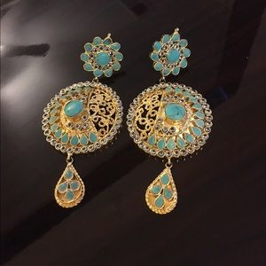 Gorgeous Bollywood style Earrings!