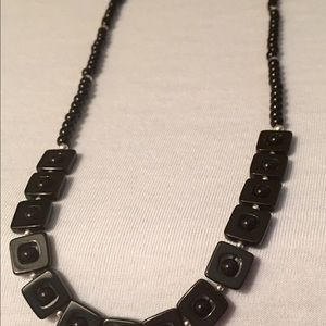Independent Designer Jewelry - Black Onyx and Sterling Silver beads Necklace set