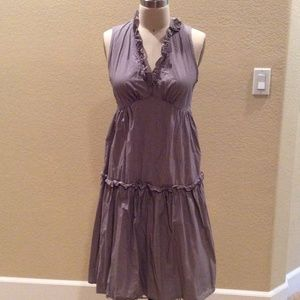 Tulle cotton dress