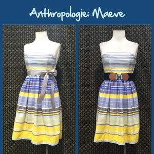 """Anthro """"Paraiso Dress"""" by Maeve"""