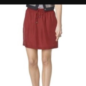 Club Monaco Dresses & Skirts - Club Monaco drawstring skirt