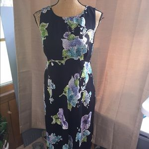 Talbots Dresses & Skirts - Talbots Pure Silk chiffon dress