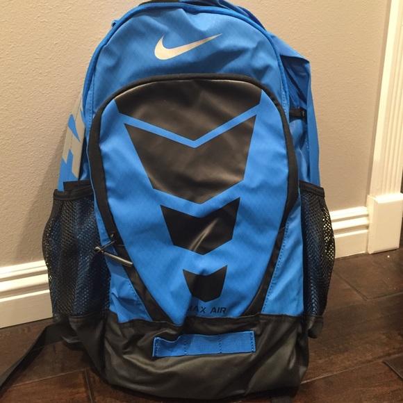 nike vapor air max backpack blue