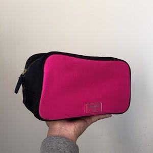 f0a7535860349e ... australia prada bags prada pink and black cosmetic make up bag 0ad8a  6e81e