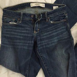 Abercrombie & Fitch Denim - Abercrombie Bootcut jeans