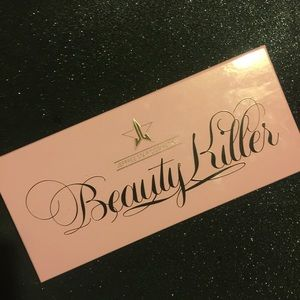 Other - Jeffree Star Beauty Killer Palette