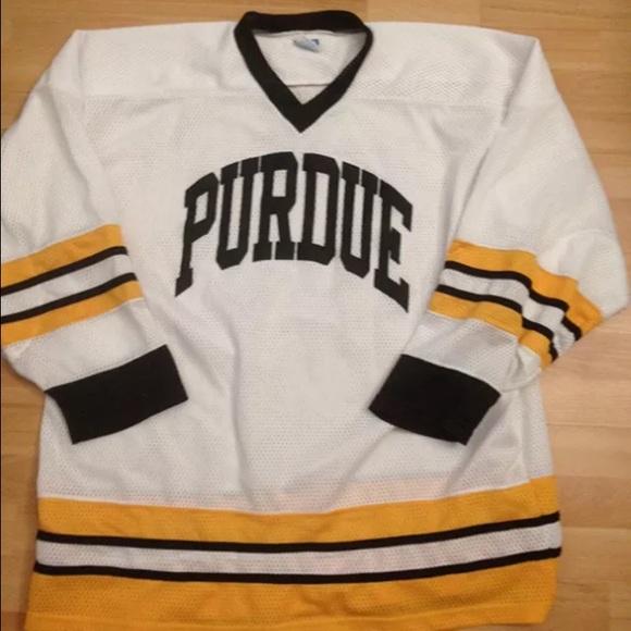 purdue hockey jersey