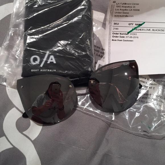 719314912f4 Quay higher love sunglasses. M 578d8dd8a88e7d24510098f6