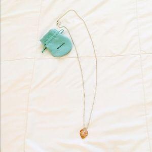 Tiffany & Co. Dog tag necklace