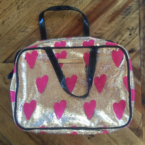 6ea68b8e0a43 Victoria S Secret Hanging Travel Makeup Bag | Saubhaya Makeup