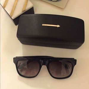 Karen Walker Accessories - Karen Walker Pilgrim Sunglasses