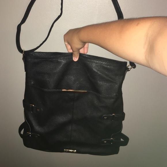 eab8d71f8bba6b Black Rampage cross body purse!!! M_578da0086d64bc10dd00e53c