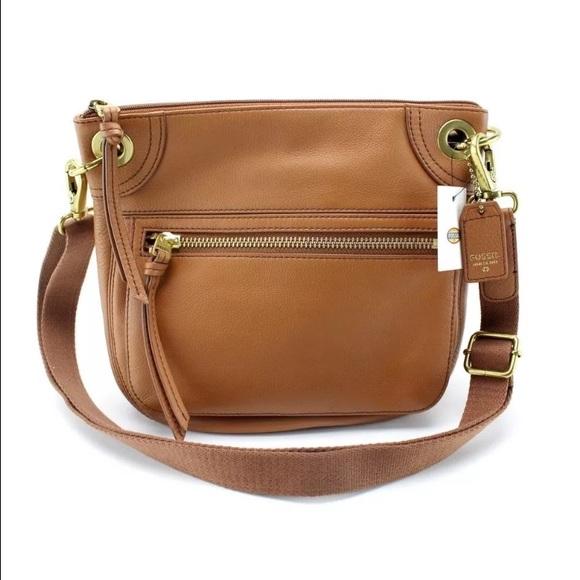 cc9763d70 Fossil Handbags - fossil karli hobo/crossbody bag