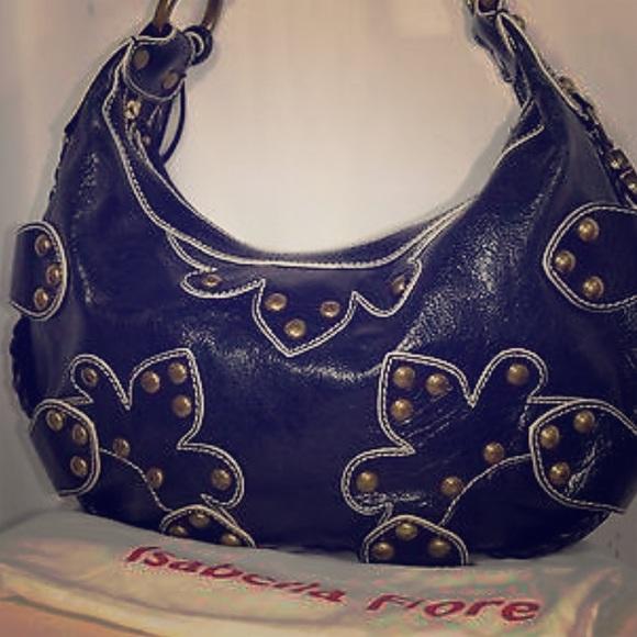 b20deb39d6 Isabella Fiore Handbags - Isabella Fiore Oasis Hobo Handbag