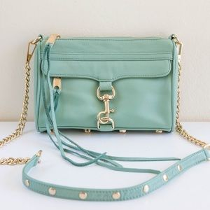 Rebecca Minkoff Handbags - 🎉HP 4 Mar🎉 Rebecca Minkoff  Mini MAC Bag