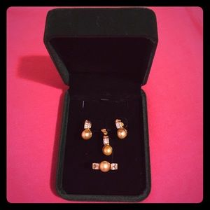Authentic South Sea Pearls set