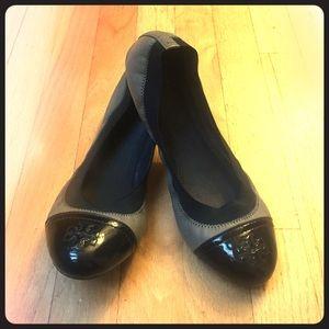 Tory burch ballet flats 6.5