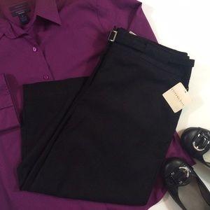 Covington Pants - ✨ SALE ✨Covington Linen blend Cropped pants